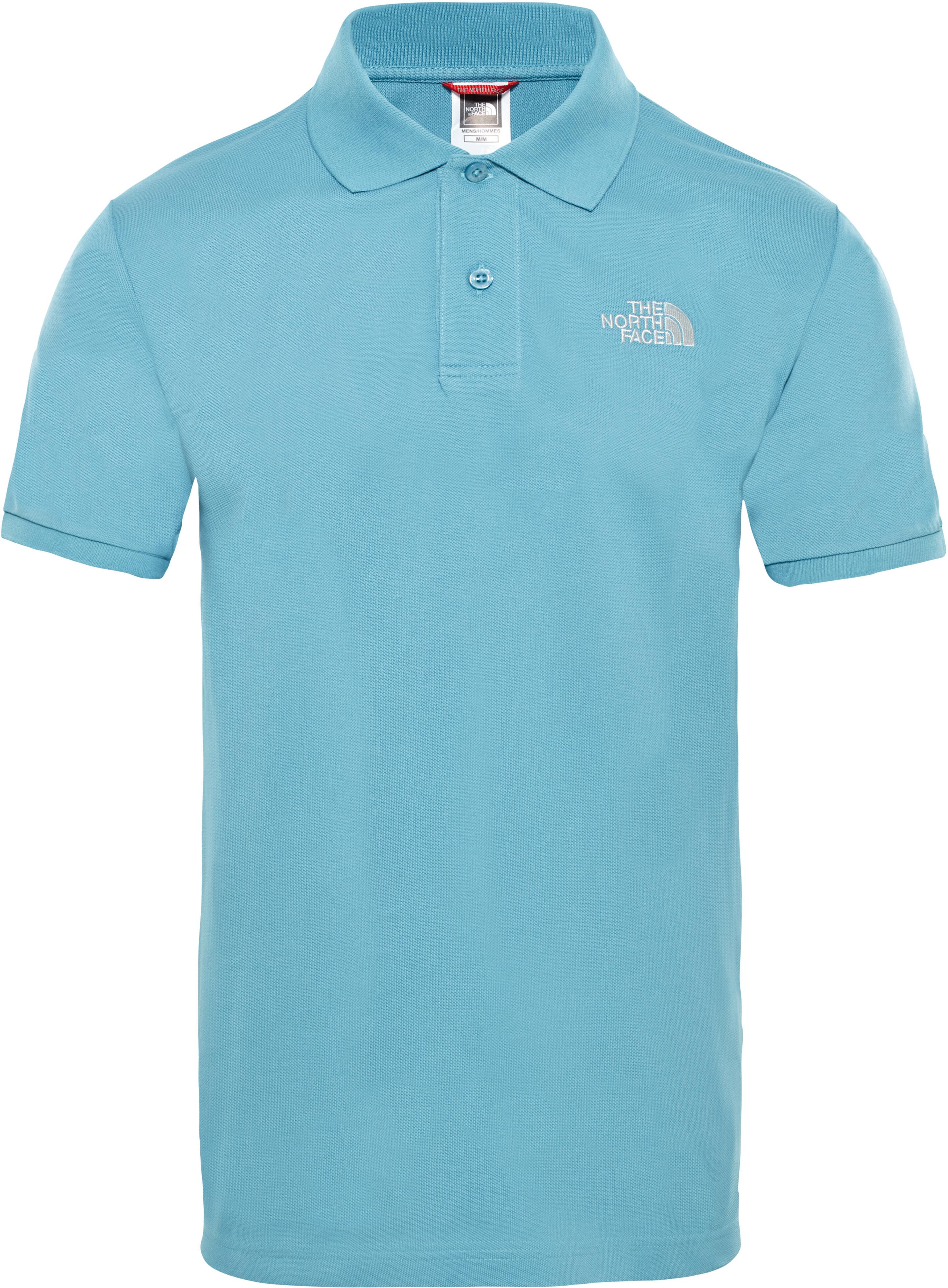 100% jakości Darmowa dostawa sprzedaż The North Face Polo Piquet Heren, storm blue